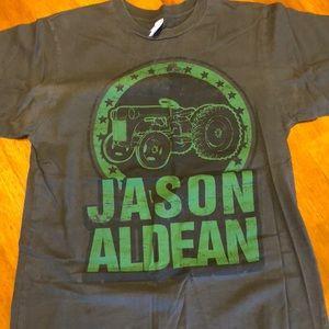 Jason Aldean concert t-shirt